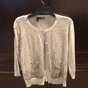 Eileen Fisher button down sweater NWT